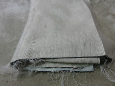 Natural beige soft lined thermal blackout remnant crafts fabric piece 150x100cm