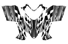 POLARIS SHIFT RMK DRAGON graphics wrap snowmobile deco kit NO2500 Metal