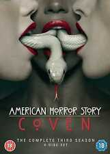 American Horror Story: Season 3 - Coven - DVD