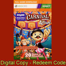 CARNIVAL GAMES Monkey See, Monkey Do ~ Xbox 360 ~Full Game Download~ Kinect Game