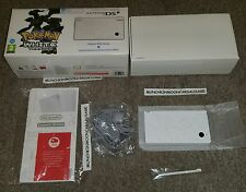 Limited Pokemon Reshiram & Zekrom Edition PAL Nintendo DSi Console FREE UK P&P