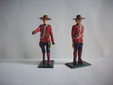 Poliziotti canadesi