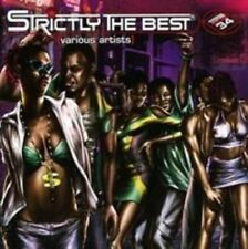 Strictly The Best Vol 34 Cd Various New Factory Sealed