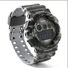 Casio Herrenuhr G-Shock Uhr GD-120CM-8ER