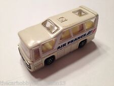Majorette Air France Airport Coach MiniBus 1:87 Diecast & Plastic Vehicle