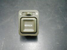 1996-2000 HONDA CIVIC POWER MIRROR SWITCH BROWN