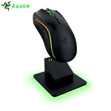 Razer Mamba 2015 Chroma Wireless Gaming Mouse 16000dpi 5G Laser Sensor New LE