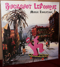 MUSIC ON VINYL LP MOV LP 344: BUCKSHOT LEFONQUE Music Evolution 2011 HOLLAND NEW