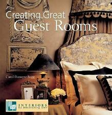 Creating Great Guest Rooms-ExLibrary