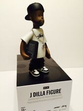 J Dilla Vinyl Figure Jay Dee Stussy Rappcats New In Box SOLD OUT Donuts