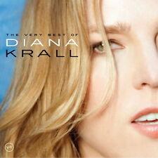 DIANA KRALL THE VERY BEST OF DOPPIO VINILE LP NUOVO E SIGILLATO !!