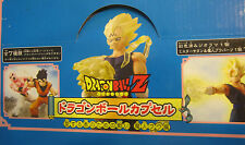 Dragon Ball Z Series 4 Trading Figures Full Box of Orange Capsules - Funimation