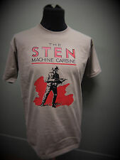 New Limited Edition - Sten Gun T-Shirt  M / L / XL All sizes