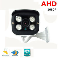 1080P AHD Bullet Camera 2MP HD Analog Waterproof CCTV Security IR Night Vision