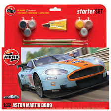 A50110 Airfix Aston Martin DBR9 Gulf Gift Set 1:32 Model Kit Cars