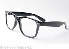 Lentes Hipster Austin poderes Buddy Holly Geek Nerd 50s 60s Fancy Dress Costume