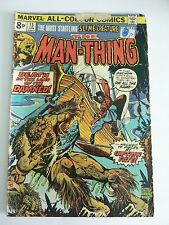 Marvel - Man-Thing January 1975 No. 13