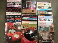 Prancing Horse Magazine #35-73 Ferrari Club of America (individual issue sale)