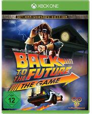 Microsoft XBOX - One XBOne Spiel * Back to the Future * Zurück in die Zukunft **