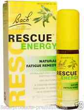 NEW BACH ORIGINAL FLOWER REMEDIES RESCUE ENERGY NATURAL FATIGUE CARE HOMEOPATHIC