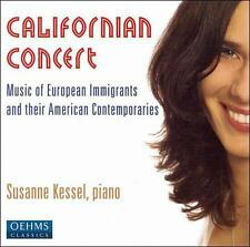 Californian Concert: Music of European Immigrants and Their American Contemporar