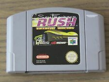 JEU NINTENDO 64 N64  San Francisco Rush Extreme Racing