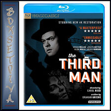 THE THIRD MAN - Orson Welles  *BRAND NEW  BLU-RAY ***