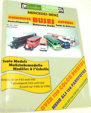 Fundler Miniaturas Mercedes Benz Autocares Autobuses Referencia Guide # å