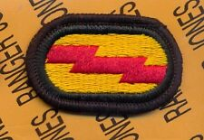 US Army 75th Infantry Airborne Ranger Regiment para oval patch m/e A