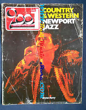 rivista CIAO 2001 32/1974 Bryan Ferry Grateful Dead Sparks Sly Stone Taize' Nocd