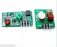 2 sets 315Mhz RF Wireless Transmitter  +  Receiver Link Kit Module for Arduino