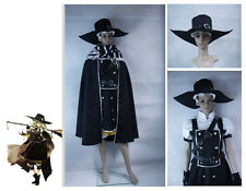 High Quality The Touhou Project Kirisame Marisa cosplay costume custom made