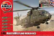 BIG PRICE DROP - AIRFIX Agusta Westland Merlin Helicopter 1:48 Scale model kit