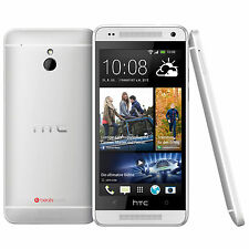 HTC one mini 16 Go GLACIAL silver factory unlocked smartphone