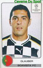 049 GLAUBER BRAZIL BOAVISTA.FC STICKER PANINI UEFA CHAMPIONS LEAGUE 2001-2002