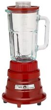 "NEW WARING Professional Kitchen Bar BLENDER - ""CHILI RED"" NEW IN BOX"
