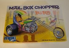 MPC MAIL BOX CHOPPER ED ROTH BIG DADDY 1/25 Retro Model Car Kit