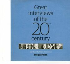 (FP926) Great Interviews Of The 20th Century - The Guardian CD