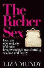 The Richer Sex: How the New Majority of Female Breadwinners Is Transfo-ExLibrary