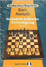 Schach - Awruch - Grünfeld-Indische Verteidigung - Band 2 - GM-Repertoire 9  NEU