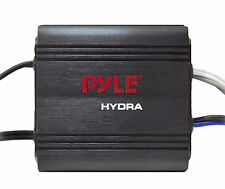 PLMRMP1B PYLE 600 Watt BOAT ATV MOTORCYCLE AMPIFIER KIT w iPod/MP3/Cell Input