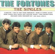 Singles by The Fortunes (UK) (CD, May-1999, Br)