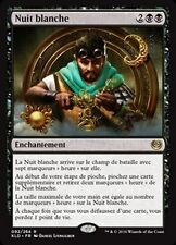 MTG Magic KLD - Midnight Oil/Nuit blanche, French/VF