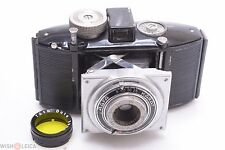 READ*    AGFA KARAT 6.3 35MM CAMERA W/ JGESTAR 5.5CM 6.3 LENS