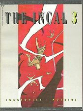 The INCAL 3 by Jodorowsky & Moebius VG