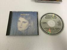 ALISON MOYET RAINDANCING 10 TRACK CD 1986 CBS MINT/MINT