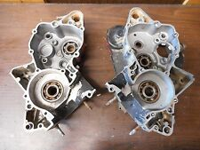 1986 Yamaha yz 125 L and R engine case