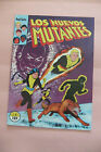 7.5 VF- VERY FINE NEW MUTANTS # 1 SPANISH EURO VARIANT OWP YOP 1986