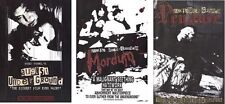 AUGUST UNDERGROUND TRILOGY Toetag DVDs Fred Vogel NEW 4-DVDs Penance Mordum GORE