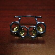 Hells Angels R'Side Pins: Silver Knuckles